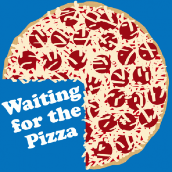 Waiting For the Pizza