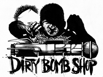 Dirty Bomb Shop is on Sianetradio!!!!